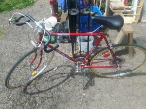 Vintage CCM 10sp bicycle.