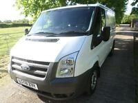 Ford Transit 2.2TDCi Duratorq ( 85PS ) 280S ( Low Roof ) 280 SWB 08 REG 85K