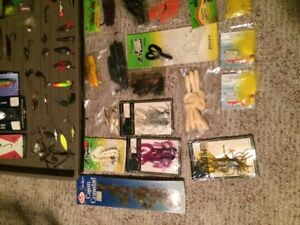 FISHING TACKLE-New Additions