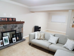 Newly Reno'd White Rock Basement Suite - 10 Min. Walk from Beach