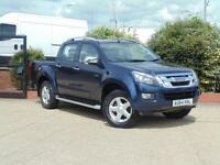 2014 Isuzu D max 2.5TD Utah Double Cab 4x4 [Vision Pack] 4 door Pick Up