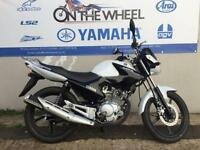 2016 YAMAHA YBR125 COMPETITION WHITE, BRAND NEW! ON THE ROAD 0% APR FINANCE