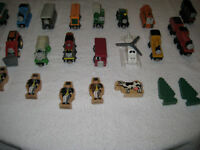 Thomas wooden trains large lot or individuals