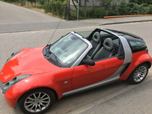 Smart Roadster by mercedes
