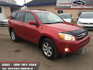 2007 Toyota Rav4 LIMITED AWD ...LOADED...ONLY $10990  LIMITED AW