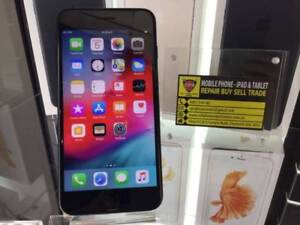 GREAT iPHONE 7 PLUS 256GB BLACK WITH WARRANTY INVOICE