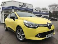 2013 Renault CLIO DYNAMIQUE MEDIANAV ENERGY TCE S/S Manual Hatchback