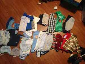 3-6 month boy clothes London Ontario image 1
