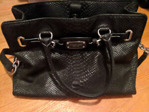 Michael Korrs Black Purse
