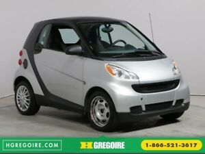 2009 Smart Fortwo Pure A/C GR ELECT