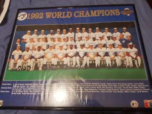 1992 Toronto Blue Jays World Series Champs