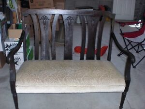 Antique Deacon Bench