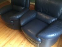 2 X Electric Reclining Chairs
