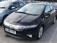 2008 Honda Civic 1.8 i-VTEC EX i-Shift 5dr