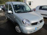 2007 RENAULT KANGOO EXPRESSION 16V AUTOMATIC WAV ALWAYS A GOOD SELECTION OF WAVS