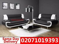 ***75%OFF TODAY *** Brand New 3 And 2 Seater Carol Sofa *** Fellsmere
