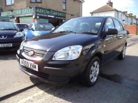 2009 KIA RIO 1.4 16v 5DR, GOOD AND BAD CREDIT FINANCE AVAILABLE, ZERO DEPOSIT