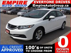 2014 HONDA CIVIC POWER GROUP * EXTRA CLEAN