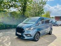 2019 Ford Transit 2.0 CUSTOM PANEL VAN Automatic Estate Diesel Automatic