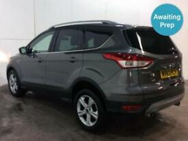 2014 FORD KUGA 2.0 TDCi Zetec 5dr 2WD SUV 5 Seats