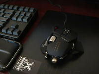 R.A.T 7 gaming mouse