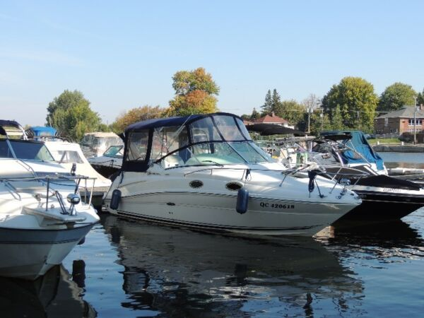 Used 2006 Sea Ray Boats Sea Ray Sundancer 240