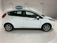 2012 Ford Fiesta 1.4 Zetec 5dr Hatchback Petrol Manual