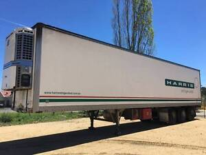 2000 Maxitrans ST3-OD Triaxle Refridgerated Pantech high capacity Inverell Inverell Area Preview