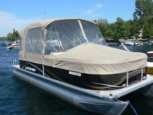 24 foot Pontoon Boat