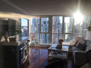 $2450 YALETOWN 1 BED + DEN CONDO AVAILABLE NOV 1ST