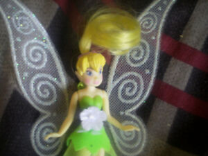 Mini-poupee TINKER BELL Fee Clochette