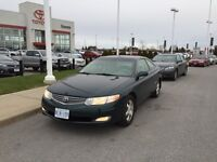 2002 Toyota Camry Solara V6 LEATHER LOADED LOWKM