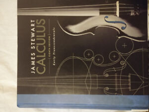 WLU Laurier MA110/103 / CP104 used textbooks , Calculus