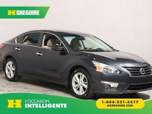 2013 Nissan Altima 2.5 SV AUTO A/C TOIT MAGS CAM RECUL BLUETOOTH