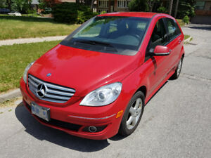 2008 Mercedes Benz B200 with 4 new Michelin tires