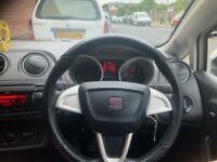 SEAT IBIZA 2011 WHITE 1.4