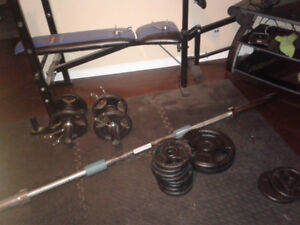 weight set