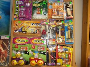 PEZ  COLLECTERS