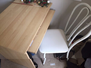 Desk - (Desk with Chair or Only Desk)