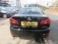 2007 Lexus IS 250 2.5 SE 4dr