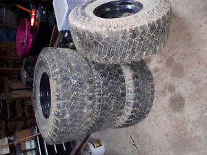 Looking to trade set of 36s for set of 35s