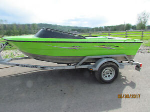 2015 Alicraft shallow water jet boat