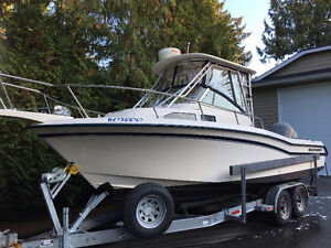 25ft Grady White 2015 Yamaha 300HP MINT CONDITION