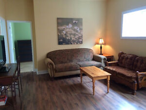 3 bedroom with W&D & parking. Main Street, Antigonish - May 1st