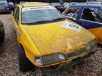 Ford Sierra 2.0 Ex Rally School Car, Spares only or Banger Race