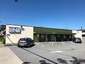 FOR LEASE! 1,546 SF OF OFFICE SPACE IN DOWNTOWN MAPLE RIDGE