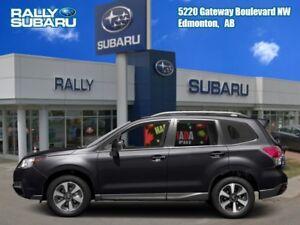 2017 Subaru Forester 2.5i Limited  - Low Mileage