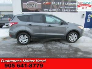 2013 Ford Escape S  (NEW TIRES), AIR, POWER GROUP, CRUISE