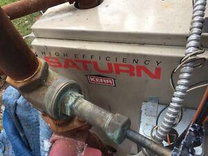 Saturn High Efficiency Oil Furnace