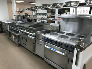 CUISINIERE + FRITEUSE ELECTRIQUE IMPERIAL ELECTRIC FRYER & STOVE